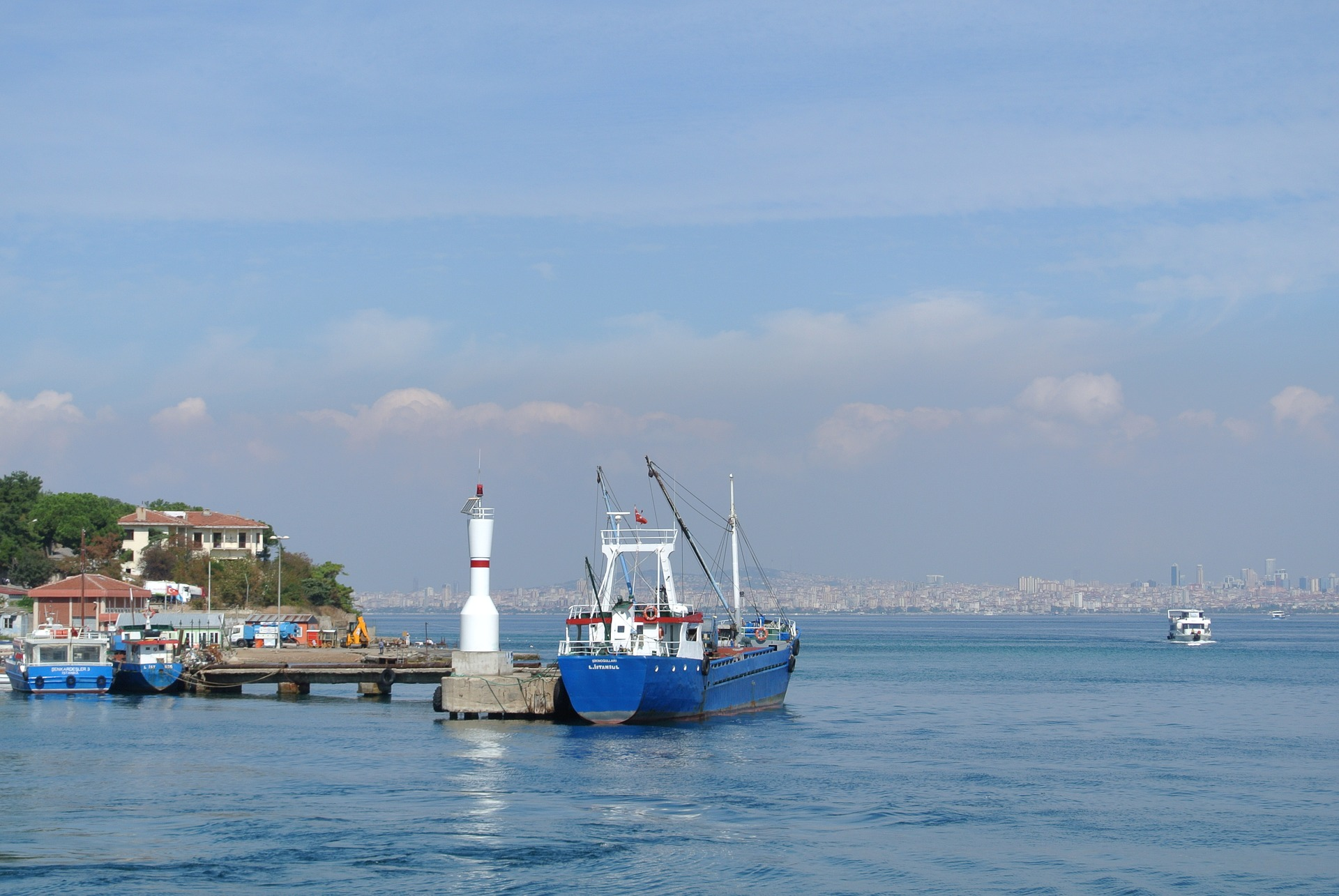 Places to visit in Marmara Island - Historical and natural beauties, beaches, bays and villages