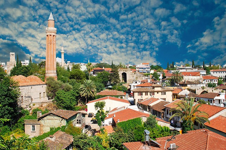 best place to go in turkey with family